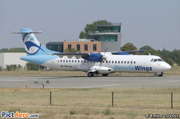 ATR 72-202 (Danube Wings)