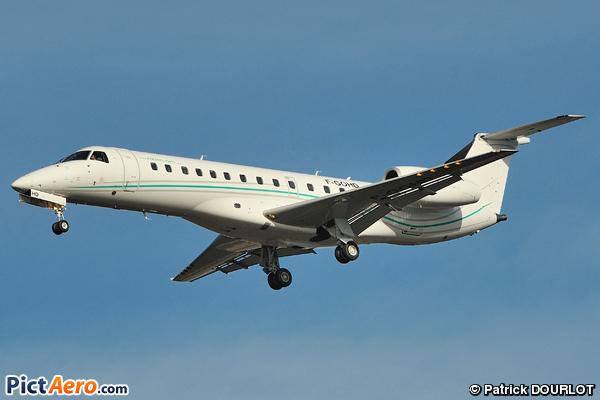 Embraer ERJ-135ER (EQUAFLIGHT)