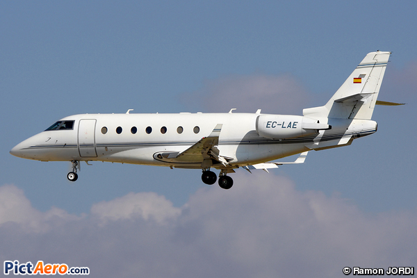 Gulfstream G200 (IAI-1126 Galaxy) (Executive Airlines)