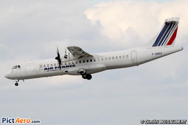 ATR 72-500 (ATR-72-212A) (CCM Airlines)