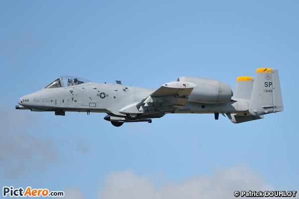 Fairchild Republic A-10A Thunderbolt II (United States - US Air Force (USAF))