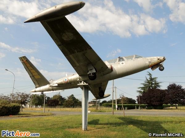 Fouga CM-170 Magister (France - Air Force)