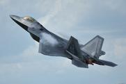Lockheed Martin F-22A Raptor (06-4126)
