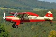 Piper PA-18-150(180M) Super Cub (HB-ORL)