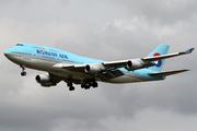 Boeing 747-4B5 (HL7492)
