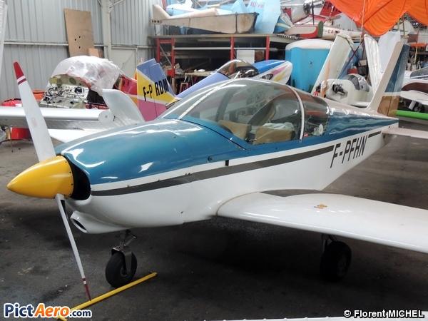 Henri Nicollier HN-500 Bengali (Groupement pour la Préservation du Patrimoine Aéronautique / GPPA)