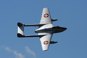 De Havilland Vampire FB.6 (DH-100) (HB-RVN)