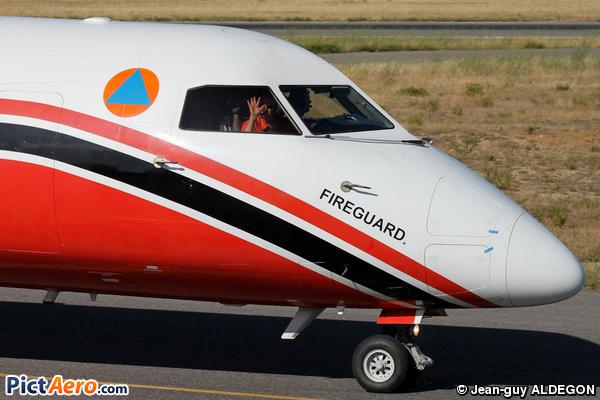 De Havilland Canada DHC-8-402Q/MR Dash 8 (France - Sécurité Civile)