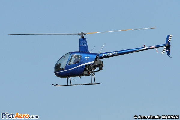 Robinson R-22 Beta (Saône Location Transport - SLT)