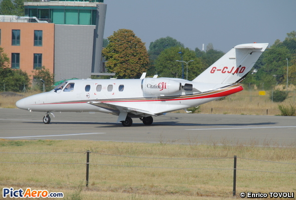 Cessna 525 CitationJet CJ1 (Citation Jet Aircraft Davies)