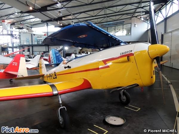 C601 Aiglon (Musée Régional de l'Air)