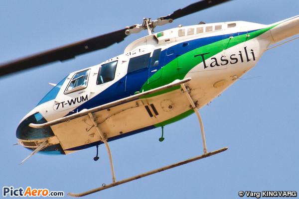 Bell 206L-4 LongRanger IV (Tassili Airlines)