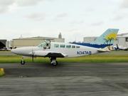 Cessna 402C utililiner (N347AB)