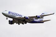 Boeing 747-428 (BCF)