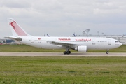 Airbus A300B4-605R (TS-IPA)