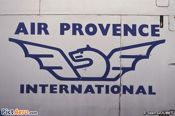 Aérospatiale SE-210 Caravelle 12 (Air Provence International)
