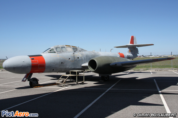 Gloster Meteor NF11 (Ailes Anciennes Toulouse)