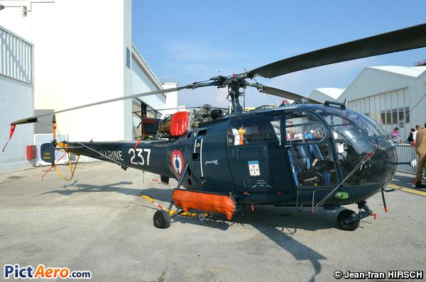 Aérospatiale SA-319B Alouette III/Astazou (France - Navy)