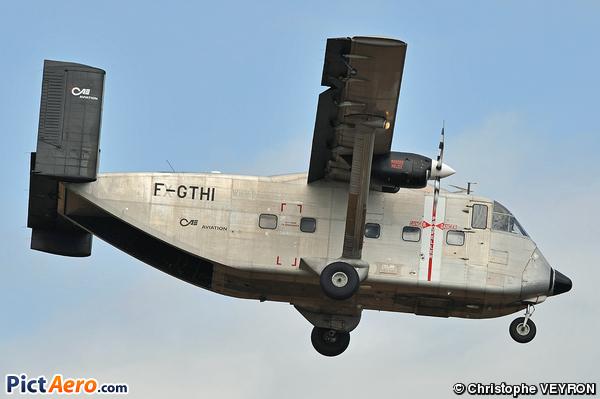 Shorts SC-7 Skyvan 3-100 (CAE Aviation)