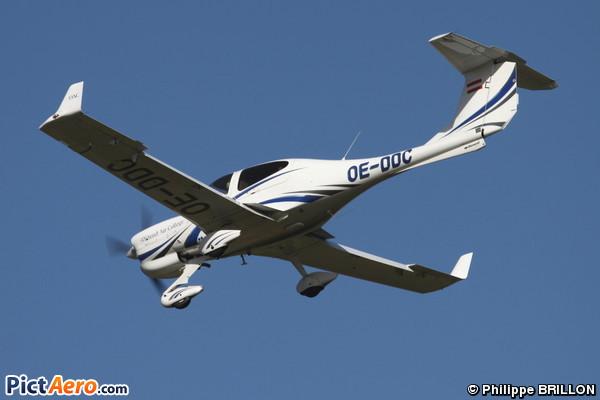 Diamond DA-40 Diamond Star (Ostend Air College)