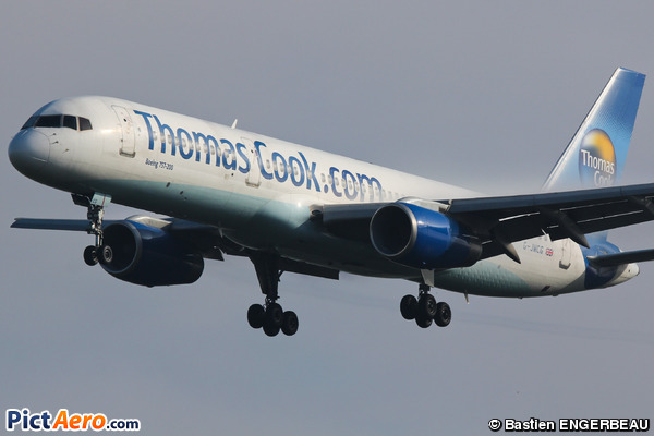 Boeing 757-2G5 (Thomas Cook Airlines)