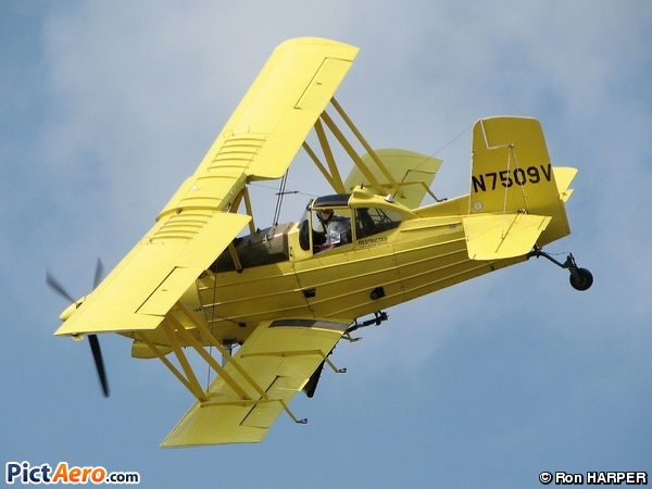 G-164B ( RICHARD FLYING SERVICE INC)