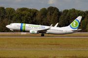 Boeing 737-8GJ (F-GZHA)