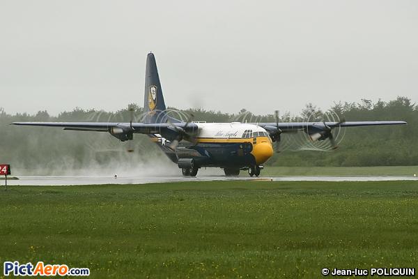 Lockheed C-130T Hercules (United States - US Marine Corps (USMC))
