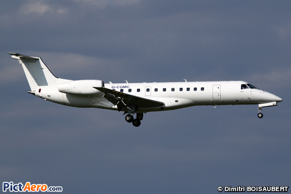 Embraer ERJ-135ER (Eastern Airways)