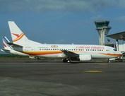 Boeing 737-36N (PZ-TCO)
