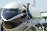 Boeing 737-7GV (N111VM)