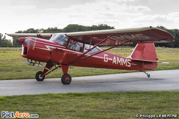 Auster J-5/8 Adventurer/Aiglet Trainer/Alpine/Autocar (royaume uni)