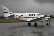 Beech B90 King Air (G-JOTB)