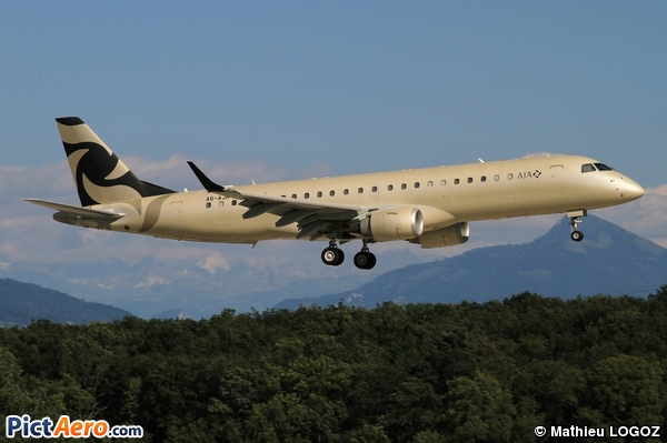 Embraer Lineage 1000 ERJ-190-100-ECJ (AL JABER AVIATION)