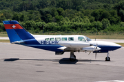 Cessna 402-B Businessliner (HB-LHW)