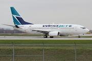 Boeing 737-7CT (C-FBWS)
