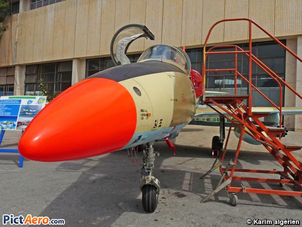 Aero Vodochody L-39ZA Albatros (Algeria - Air Force)