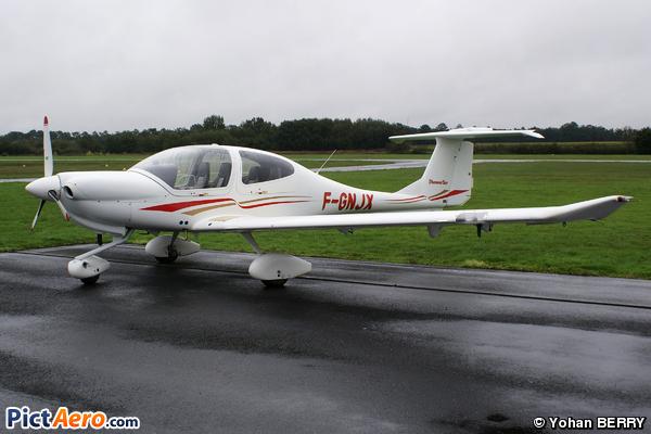 Diamond DA-40 Diamond Star (Aeroclub Gaston Caudron)