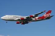 Boeing 747-4Q8 (G-VFAB)