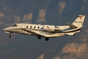 Cessna 560 Citation XLS (YR-TYA)