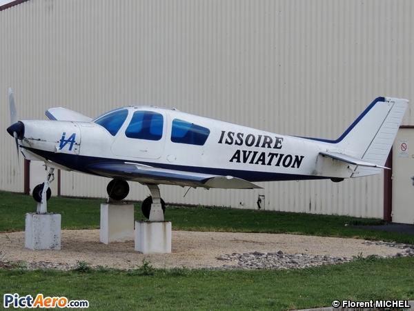 Wassmer WA-81 Piranha (Issoire Aviation)