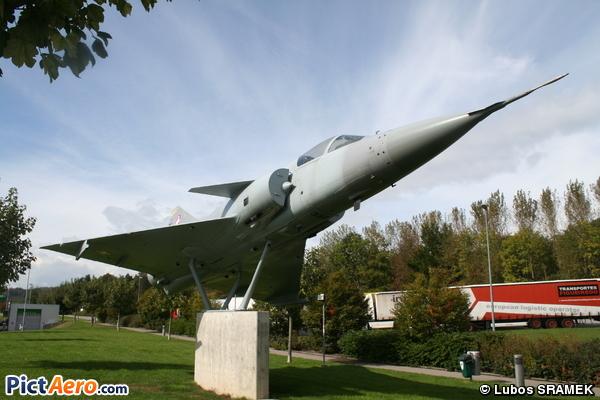 Dassault Mirage IIIS (Switzerland - Air Force)