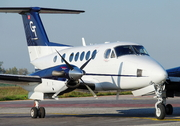 Beech Super King Air 200GT (HB-GPS)
