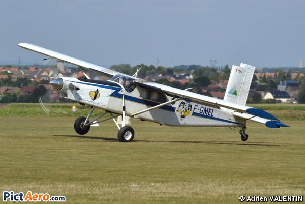 Pilatus PC-6/B2-H2 Turbo Porter (Centre-Ecole Régional de Parachutisme de Lens)