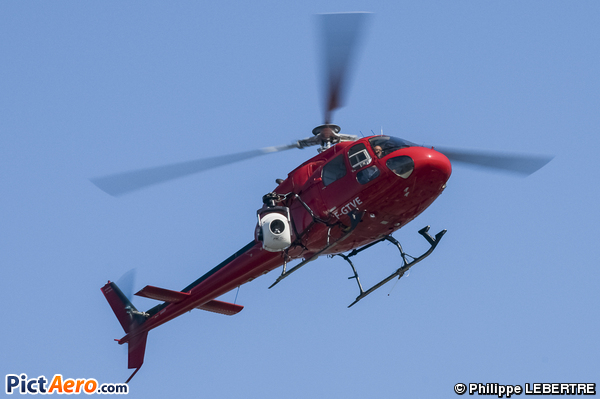 Aérospatiale AS-355 F2 Ecureuil 2 (Trans Hélicoptère Service)