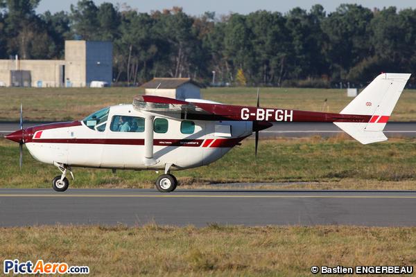 Reims FTB 337G Skymaster (Private)