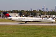 McDonnell Douglas MD-88 (DC-9-88) (N981DL)