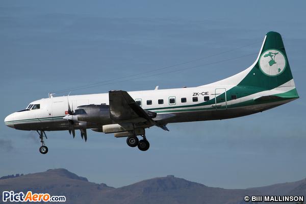 CONVAIR 440/580 (Air Chathams)