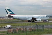 Boeing 747-467 (B-HUB)