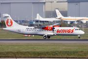 ATR 72-500 (ATR-72-212A) (F-WWEX)